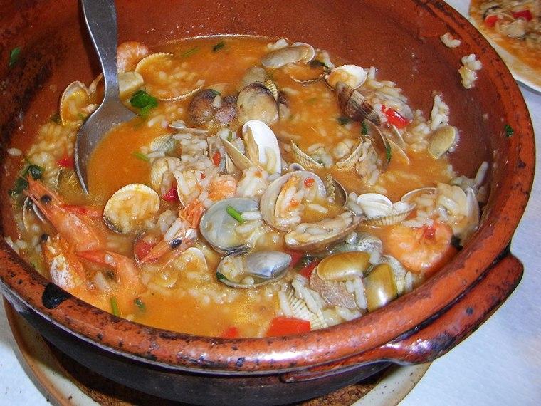 Restaurants aan de Costa Vicentina