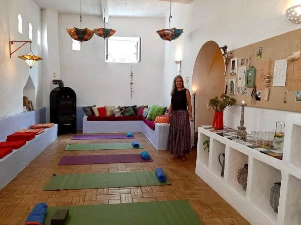 Yoga in de Algarve