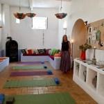 Vanaf het Dakterras: Yoga in de Algarve