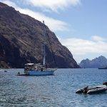 Arco da Calheta: Ilhas Desertas