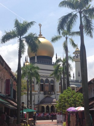 Sultan Mosque, Arab Street, Singapore