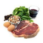 Lista de Alimentos Ricos em Ferro