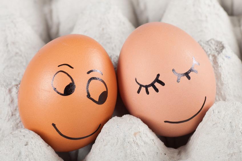 Comer Ovos para Emagrecer