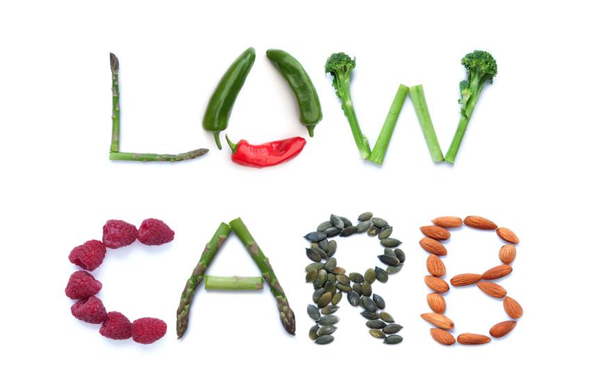 Low Carb em Frutas e Vegetais