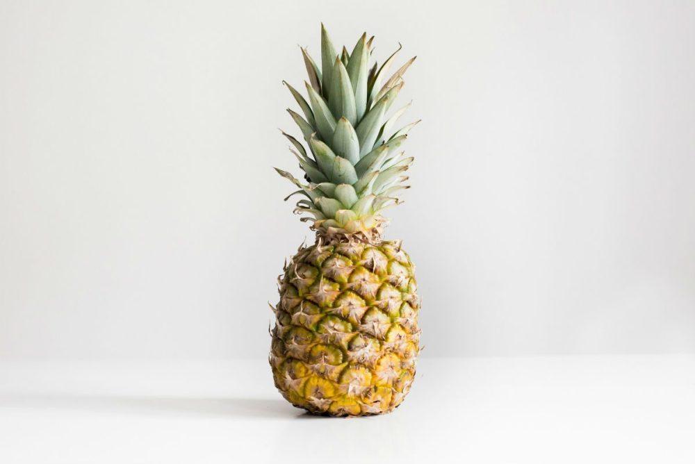 benefícios abacaxi