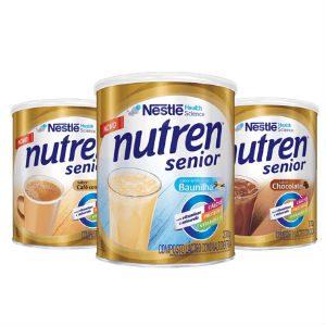 Nutren Senior com sabor