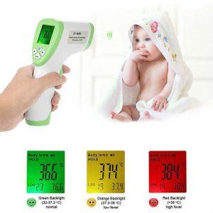 termometro digital multifuncional