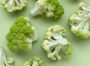 brócolis sem ser cozinhado