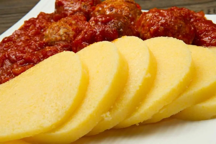 polenta low carb é carboidrato