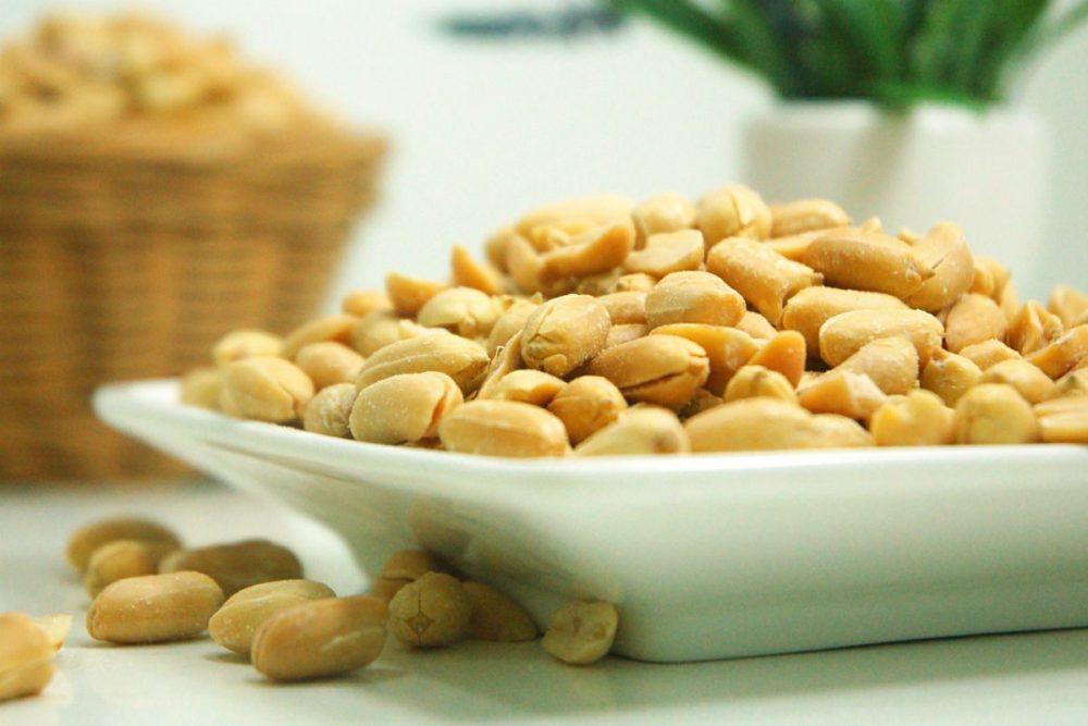 benefícios amendoim