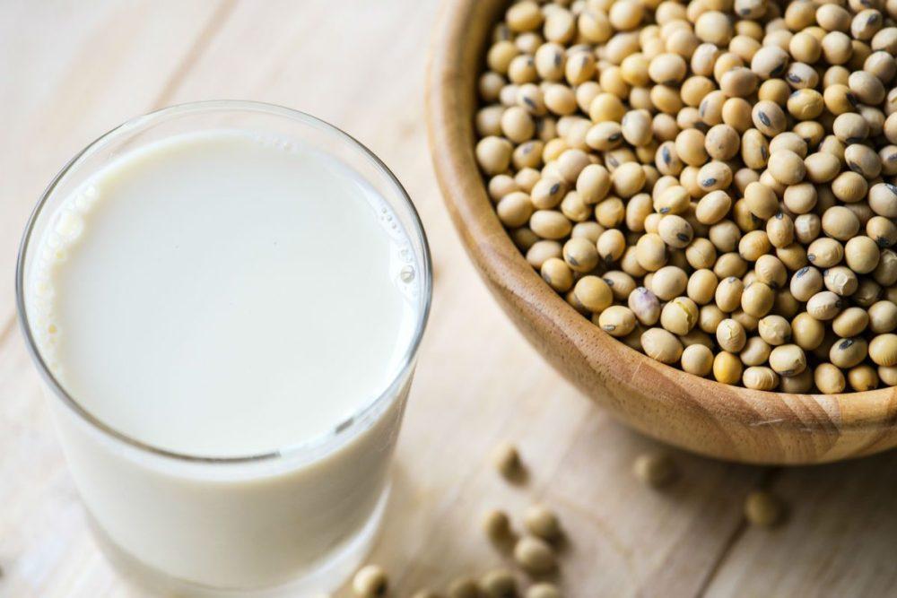 soja tem proteínas