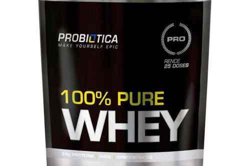 whey probiótica