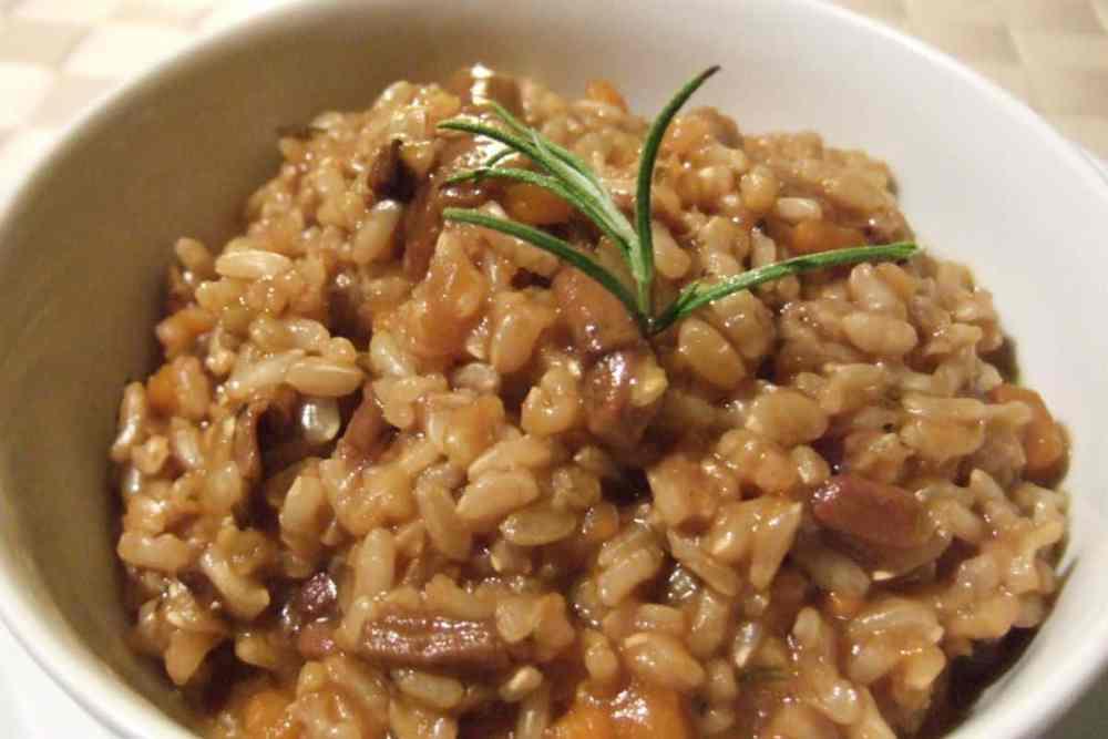 como cozinhar arroz integral