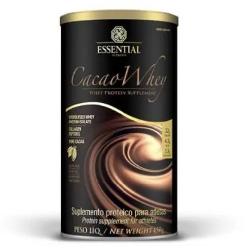 Cacao Whey Sabor Chocolate