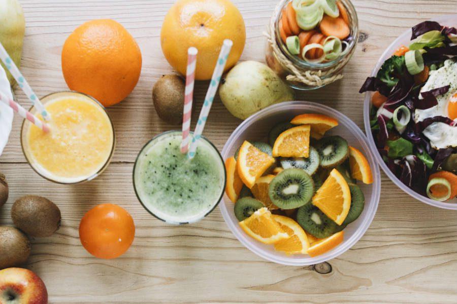 dieta das frutas cardápio