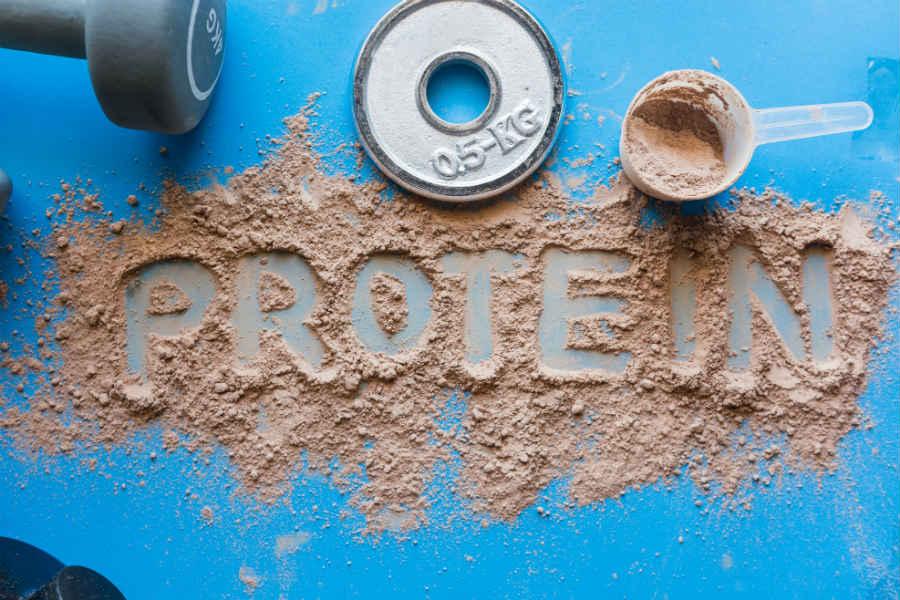 tomar creatina com protein