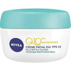 melhor creme hidratante para o rosto Nivea Q10