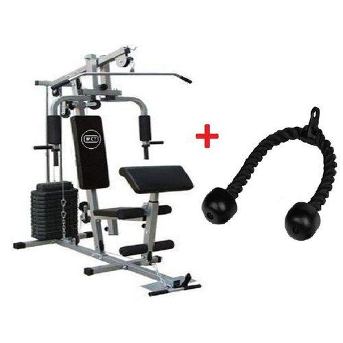 Estação de Musculação WCT Fitness