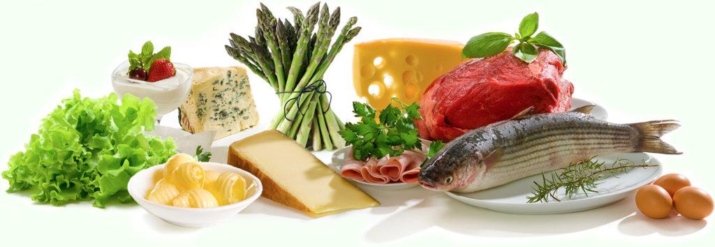 Dieta Low Carb Alimentos