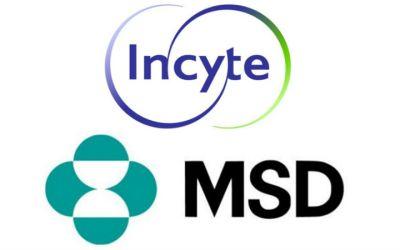 Incyte e MSD fornecem informações adicionais sobre a parceria que investiga o Epacadostat e o KEYTRUDA