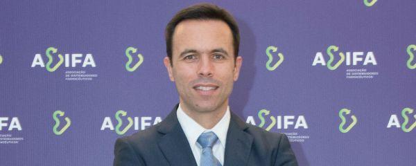 Diogo Gouveia, presidente da ADIFA