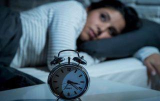 distúrbios do sono