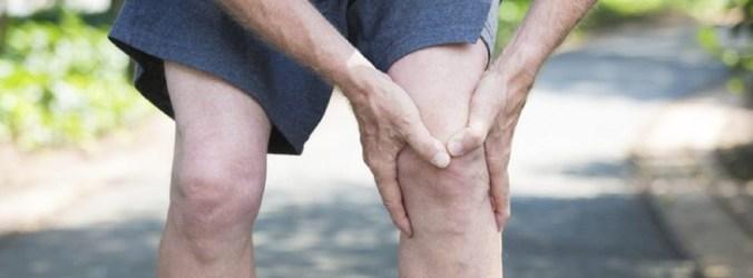 Osteoartrite do joelho: Cápsulas de curcuma eficazes na redução da dor