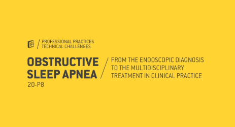 Obstructive sleep apnea / from the endoscopic diagnosis to the multidisciplinar treatment in clinical practice