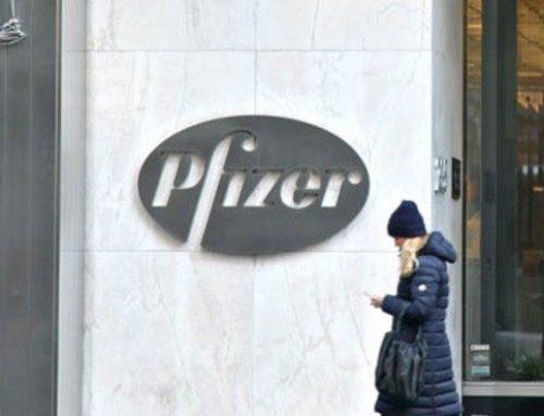 Pfizer prevê vender 33,5 mil milhões de dólares em vacinas anticovid-19 em 2021