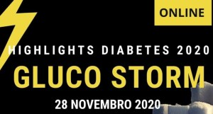 Gluco Storm: Highlights Diabetes 2020 - Online