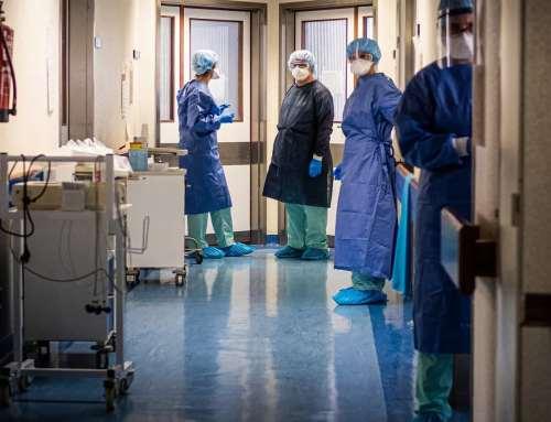 """Hospital de Gaia prepara mais camas para eventual """"súbito aumento de procura"""""""