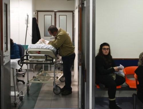 """Urgências hospitalares. Sindicato Independente dos Médicos """"teme o pior"""" no inverno"""