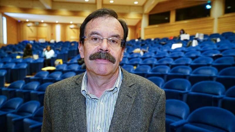 António Domingos, pneumologista da SPP, tuberculose