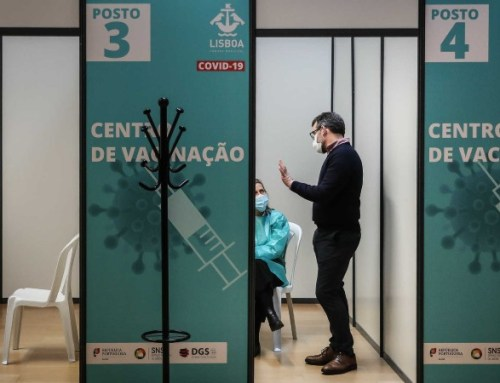 Faltam vacinar 100 mil pessoas para Portugal atingir meta de vacinação