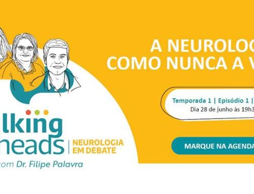 Talking Heads. O valor da inovação científica na enxaqueca em destaque no 1º episódio
