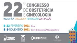 22.º Congresso Português de Obstetrícia e Ginecologia