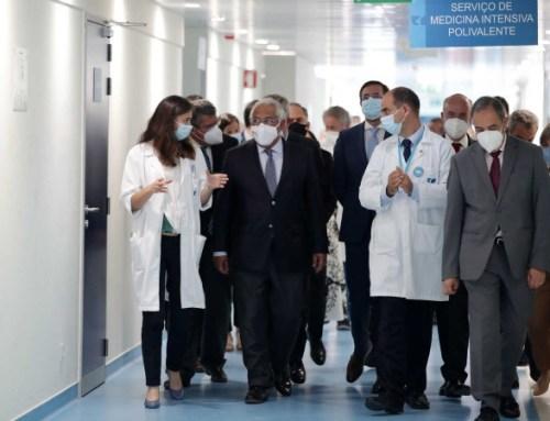 Nova maternidade do Centro Hospitalar de Gaia estará a funcionar em 2022
