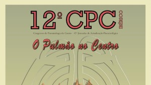 12.º Congresso de Pneumologia do Centro-Ibérico