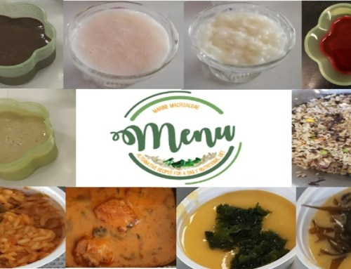 MENU: já pensou fazer refeições à base de macroalgas da costa portuguesa?