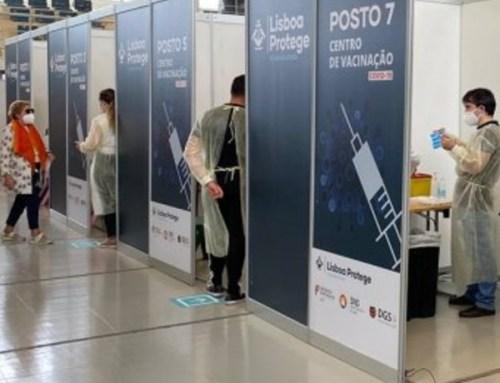 Há ainda 400 mil pessoas por vacinar em Portugal contra a Covid-19