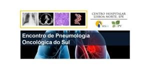 7.º Encontro de Pneumologia Oncológica do Sul
