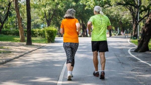 exercício em idade avançada