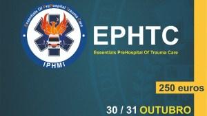 Curso Essentials PreHospital of Trauma Care