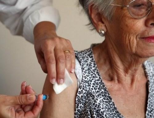 Especialistas defendem vacinação de idosos contra várias doenças
