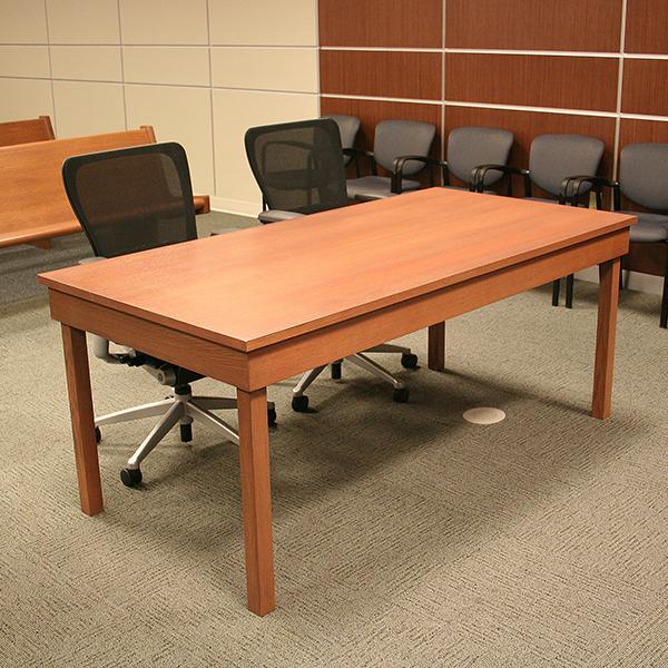 Attorney Table Lancaster Municipal