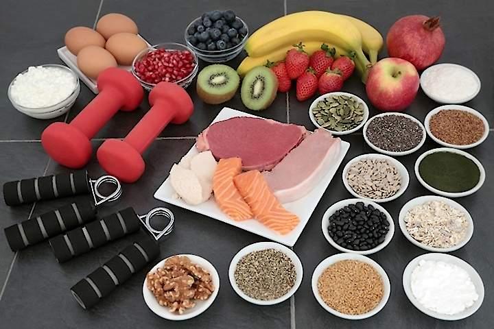 Alimentos e Malhação