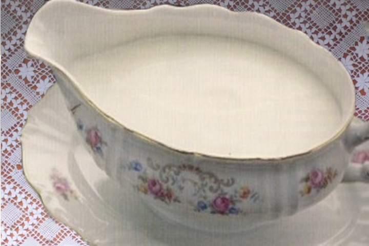 Molho Branco - Bechamel