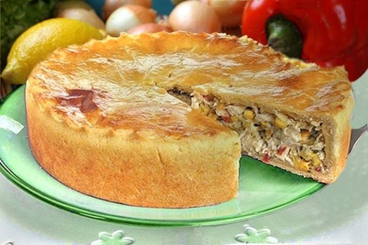 Torta de Frango