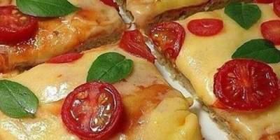 Pizza de Batata Doce