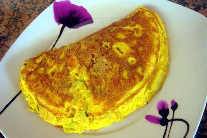 Omelete sem Ovo